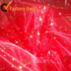 wholesale decorative organza for christmas