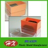 OEM Top & Bottom Plastic Watch Packing Box B07003