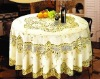 PVC tablecloth