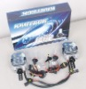 HID KIT,Single beam,with standard ballast
