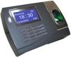 Fingerprint Time Attendance and Fingerprint Access Control System