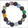 Charcoal Pearl Bracelet