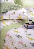 Cotton sateen printed Duvet Cover Set(bedding set)