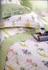 Cotton sateen printed Duvet Cover Set(bedding set)