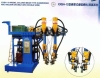 XXBH-12 model column beam type submerged arc welding machine (double arc double wire)