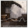 Abstract Oil Painting-(Decoration/Modern Oil Painting For Bar/Club)