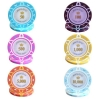 13.5G CLAY STICKER POKER CHIPS
