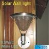 solar wall lamp