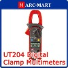 UNI-T DC UT204 clamp current Digital Multimeter UT204 #6061