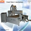 wood cnc router with two different power spindles MT-CR25X