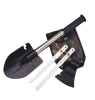 camping tool kit/outdoor camping kit/shovel tool kit/camping knife kit/outdoor tools
