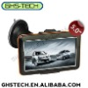 "5.0"" GPS Car GPS Navigation 2009 FM TRANSMITTER 2GB SD"