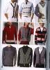 male business wears 2010 men's sweater