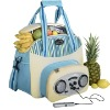 radio cooler bag,cooler bag with radio,radio cooler