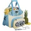 radio cooler bag,cooler bag with radio,radio cooler