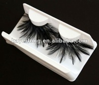 cosplay color popular false eyelashes individual packing F007