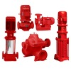 Fire fighting motor pump