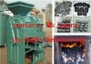 coconut shell charcoal briquette machine0086-15838257928