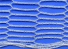 white 100% HDPE GARDEN KNITTED HAIL NET