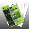 260gsm one-side Glossy Photo paper