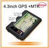 4.3inch MP3 Car GPS Navigation for HD Touch Screen MTK3351 4GB