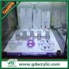 Cabinet acrylic jewelry display