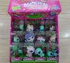 New arrival Plastic animal toys,mini carton animals,mini lovely pets toy