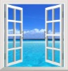 Casement PVC Window