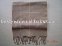 woven blend cashmere scarf