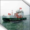 Multifunctional Oil Recovery Clean-up Ship