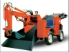 Explosion proof tunnel mucking loader