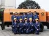 Diesel Engine Stationary Concrete Pump