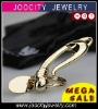 Wholesale leather keychain variety of styles keychain metal keychain JCA-KC0012