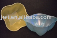 plastic salad bowl