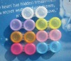 Colorful Contact Lens Case