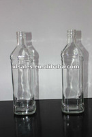 500ml/700ml New custom glass whisky bottle