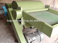 HQ600 pin opening machine/cotton waste machine