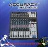 Professional Multi Channels Audio Mixer MB-10/12/14/16