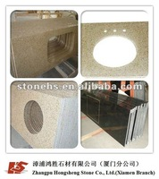 high quality granite Tiger Skin Yellow countertops