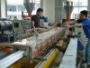WPC/PVC profile production line pvc slotted trunking mould