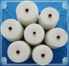 spun polyester yarn sewing thread 20/2 20/3 raw white thread