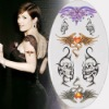 Fashion new temporary tattoo sticker,Waterproof fake tattoo one time