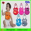 New Cartoon design durable silicone bibs baby for promotion