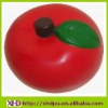 100% China Factory Artificial Polyurethane PU Tomato Shaped Anti Stress Toys