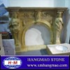 unique fireplace mantel