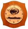Nature finish wall clock