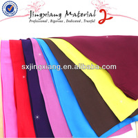 Rayon Voile Plain Dyed Fabrics