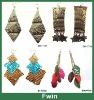 hot selling in USA and Europe market ladies 2013 fashion earring