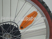 led spoke wheel bike lights