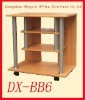 wooden TV stand in fashion design colorful (DX-BB6)
